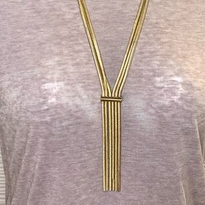 BCBGeneration Long Gold Chain